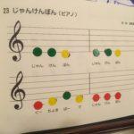 おんぷをよもう!①プレピアノ編